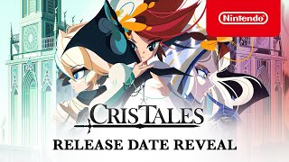 Nintendo  Cris Tales - Release Date Announcement Trailer - Nintendo Switch anuncio