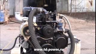 Дизельный двигатель QC380, 27 л.с.