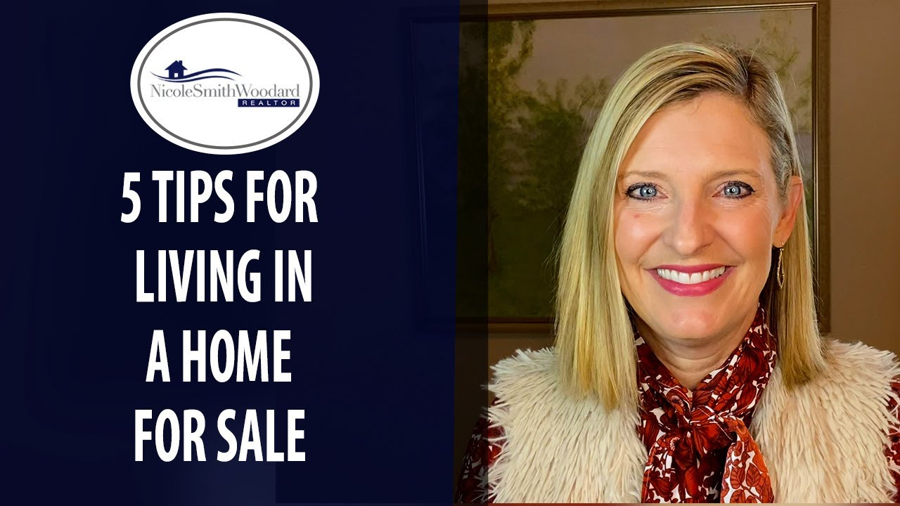 How Can You Live in Your For-Sale Home?