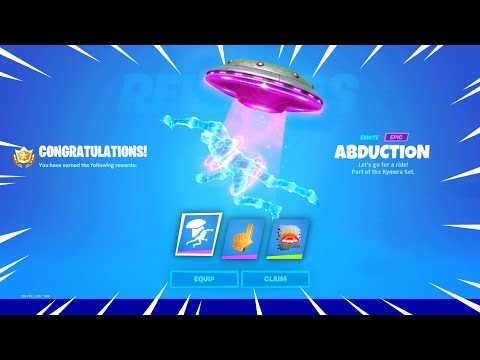 New FREE EMOTE and Items in Fortnite!