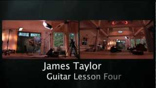 Lesson 4: FIRE AND RAIN - Official James Taylor Guitar Lessons