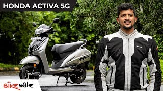 Honda Activa 5G | Is It All The Scooter You Need? | BikeWale
