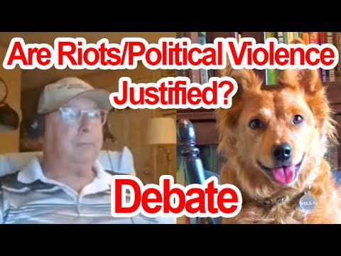 Are Riots/Political Violence Justified? - Radical Reviewer Debate