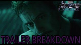 Avengers Endgame Trailer 2 - TRAILER BREAKDOWN