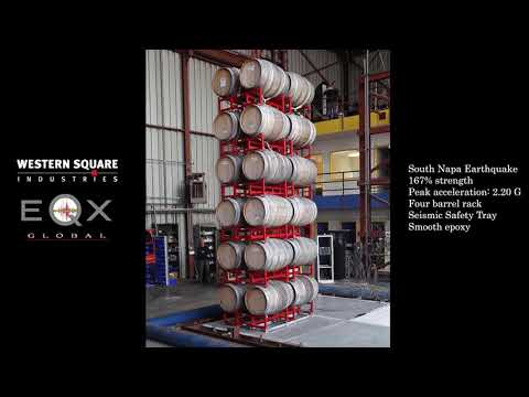 Western Square's Seismic Safety System for Barrel