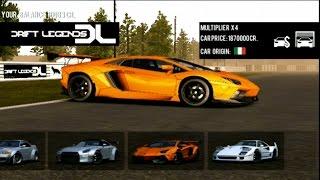 Drift Legends | Racing | All Cars Showcase Ft. Chevrolet GT, Lamborghini, Ferrari Enzo Android / IOS