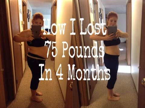 Video How I Lost 75 Pounds In 4 Months | Mommy Vlog #1