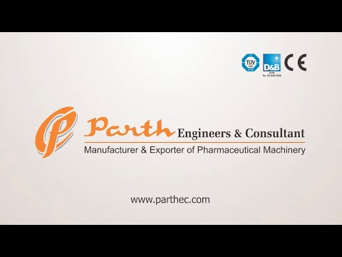 Dry Syrup Filling and Sealing Machine