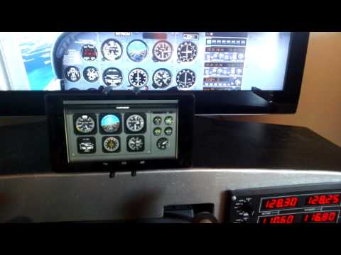 Video of FlightGauge