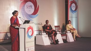LIFE 2016 : Educating for Social Change