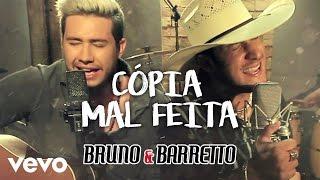 """Cópia Mal Feita"": Bruno e Barretto emplacam novo hit"