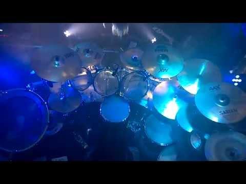 Daniel Erlandsson (Arch Enemy) Revolution Begins - Drumcam