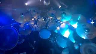 Daniel Erlandsson (Arch Enemy) Revolution Begins - Drumcam