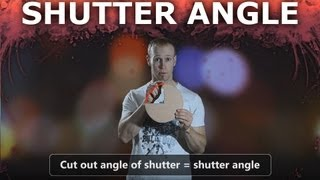 Shutter Angle - How to make your DSLR video look like film