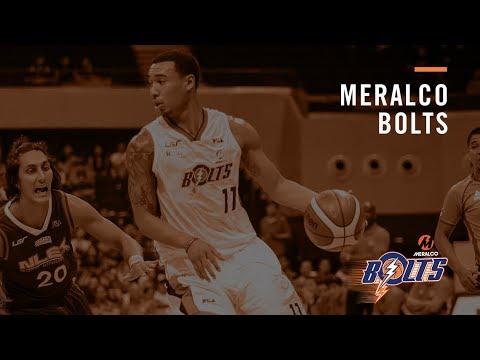 PBA Season 43: Meralco Bolts