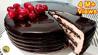 PERFECT ചോക്ലേറ്റ് കേക്ക്😋 എളുപ്പത്തിൽ|NO OVEN|Chocolate Cake Malayalam||Chocolate Cake|Ep#157