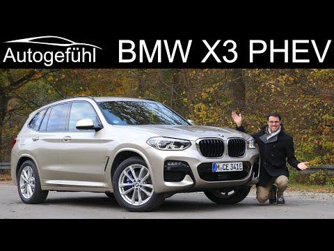 BMW X3 PHEV xDrive 30e FULL REVIEW 2021