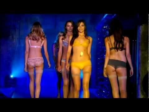 2011 Lingerie Francaise Paris Fashion Show Part One