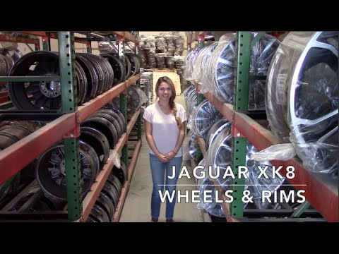 Factory Original Jaguar XK8 Wheels & Jaguar XK8 Rims – OriginalWheels.com