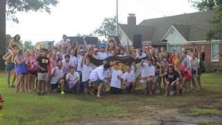 USM Sigma Nu Recuitment Video 2014