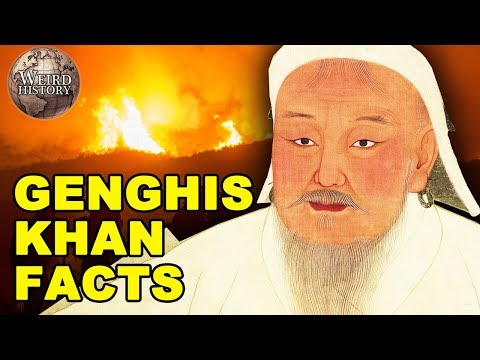 Things You Didn't Know About Genghis Khan