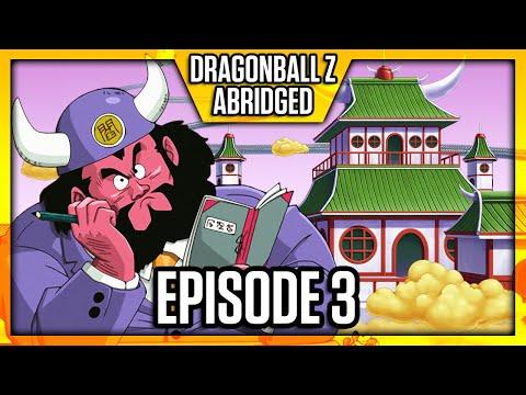 dragonball z abridged episode 3 goku goes to haven steemit