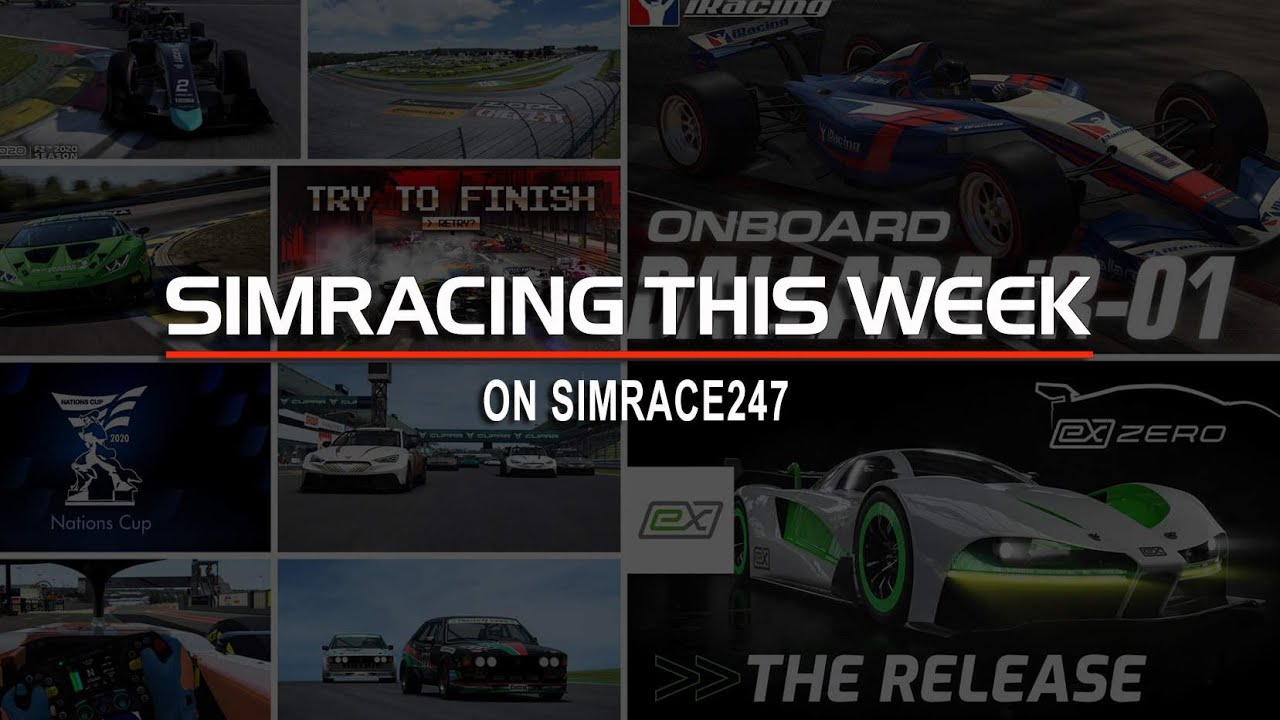 This Week in SimRacing Episode #01