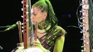 Africa and music. Sona Jobarteh and Kaja Bryx