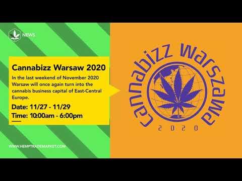 Cannabizz Warsaw 2020