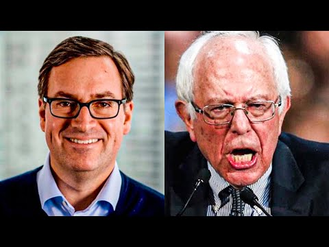 Amazon Executive FAILS Trying to Mean Tweet Bernie