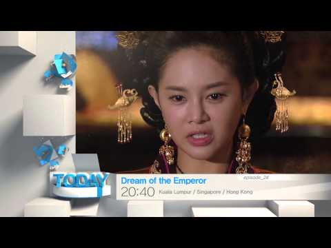 [Today 1/13] Dream of the Emperor -ep.24 (21:40,KST)