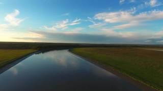 Droning Over The Kenai River