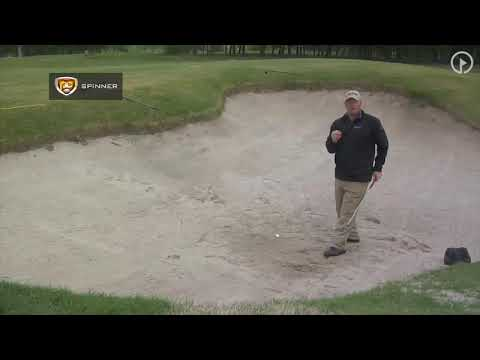 Breaking 90: Spinner from Bunker