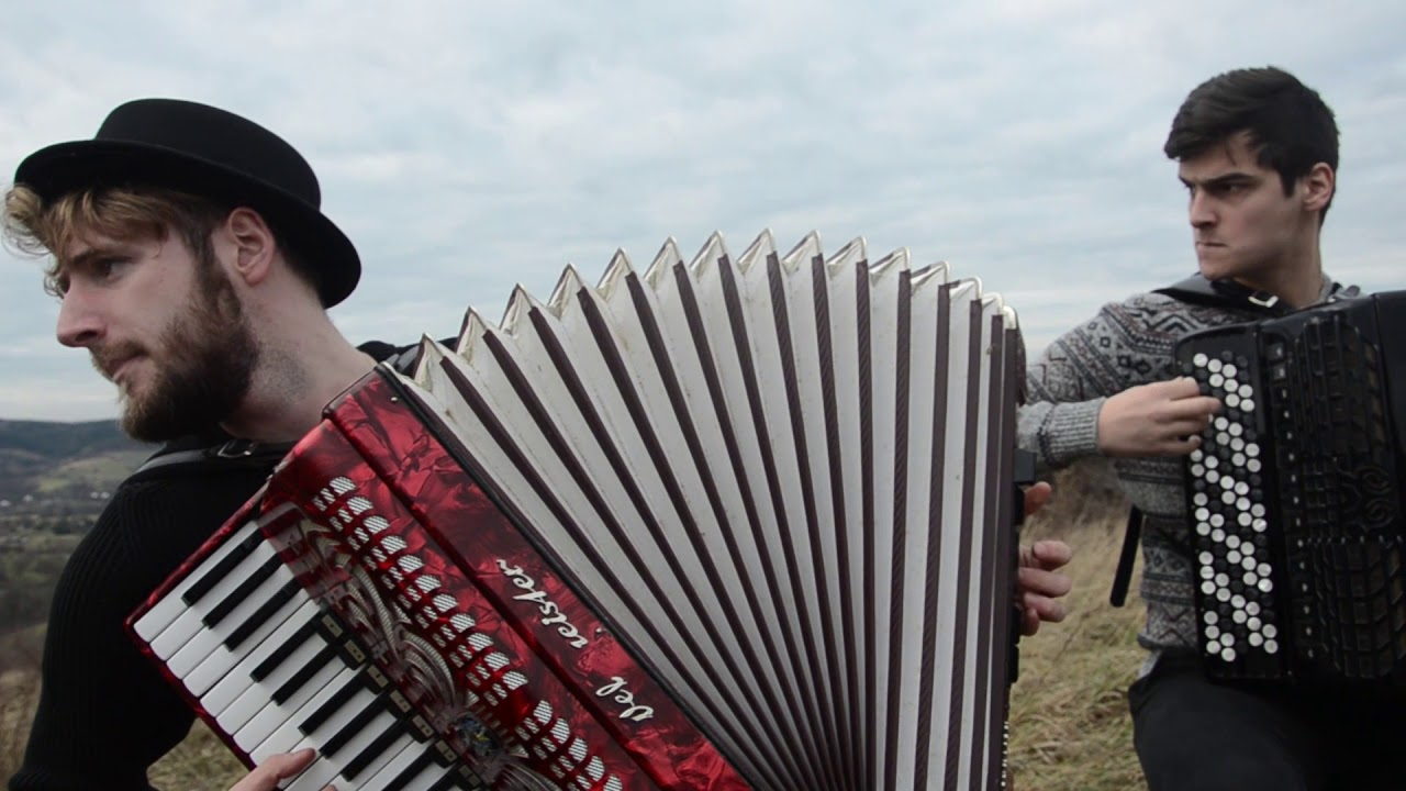 Crazy Accordion Trio - Show Must Go On [QUEEN MUSIC] - YouTube