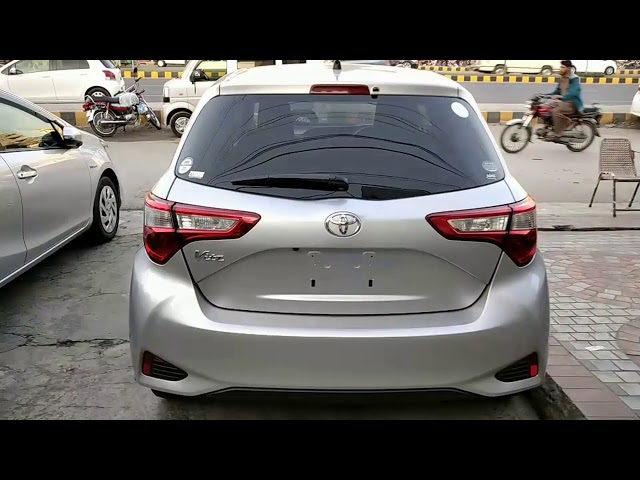 Toyota Vitz F 1.0 2018 for Sale in Lahore