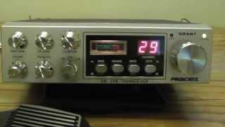 PRESIDENT GRANT (UNIDEN PC-999) FINAL MOSFET OUTPUT CONVERSION