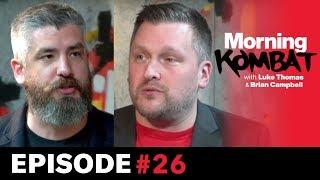 McGregor Beats Cerrone, Is Khabib or Masvidal Next?   MORNING KOMBAT   Ep. 26