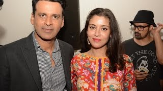 Check Out Manoj Bajpayee Spotted At Short Film Taandav Launch