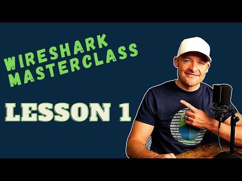Intro to Wireshark Tutorial // Lesson 1 // Wireshark Setup Free ...
