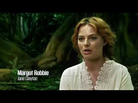 The Legend Of Tarzan - Jane Featurette