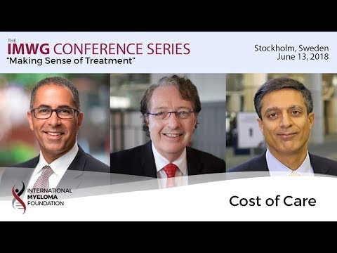 Imwg Mm Treatment Cost Of Care Int L Myeloma Fn