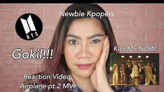 BTS   Airplane Pt 2 Japanese Ver' Official MV Reaction Indonesia  | Jihan Putri