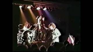 ENUFF Z'NUFF - Runaway ~ Finger On The Trigger / EMPIRE CLUB 1990