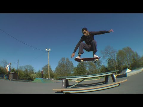 ANN VAN Skatepark Hillsborough NJ 2019