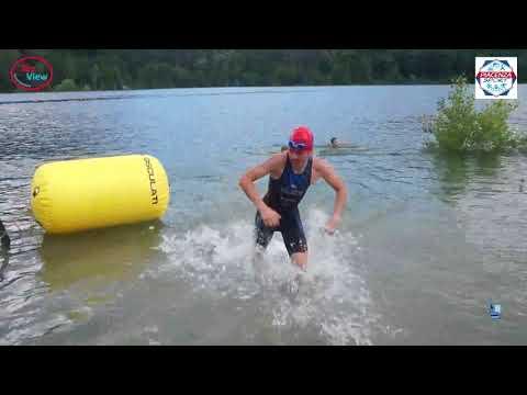 I momenti più spettacolari del Triathlon Kids alla Diga del Molato. VIDEOGALLERY