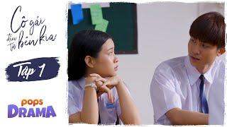 Phim Ma Học Đường Cô Gái Đến Từ Bên Kia | Tập 1| K.O,Emma,Quỳnh Trang,Thông Nguyễn,Roy(ZBoys)Uyển Ân