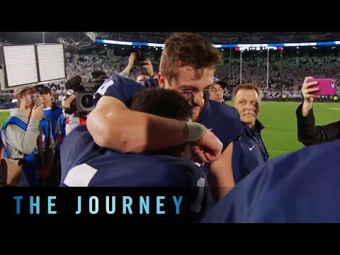 Cinematic Highlight: Penn State Tops Michigan | B1G Football | The Journey