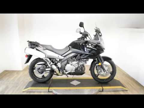 2008 Suzuki V-Strom® 1000 in Wauconda, Illinois - Video 1