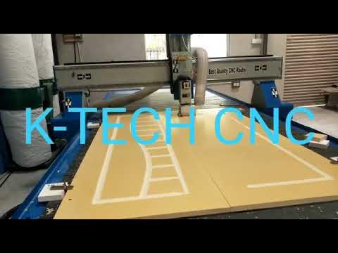 CNC Cutting Router Machine