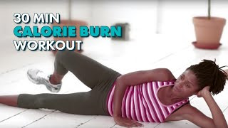 30-Minute Calorie Burn Workout With Weights - The CafeMom Studios Workout by CafeMom Studios